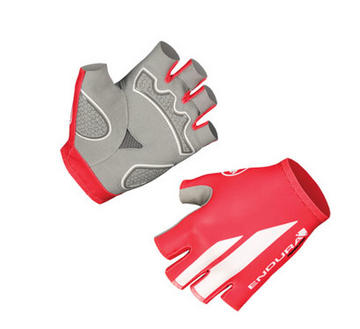 Endura FS260-Pro Print Mitts Color: Red