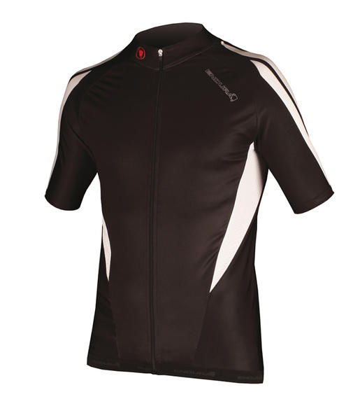 Endura FS260-Pro Printed Jersey Color: Black