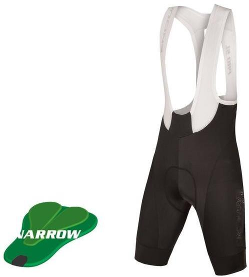 Endura FS260-Pro SL Bibshort II Standard Leg (Narrow Pad) Color: Black