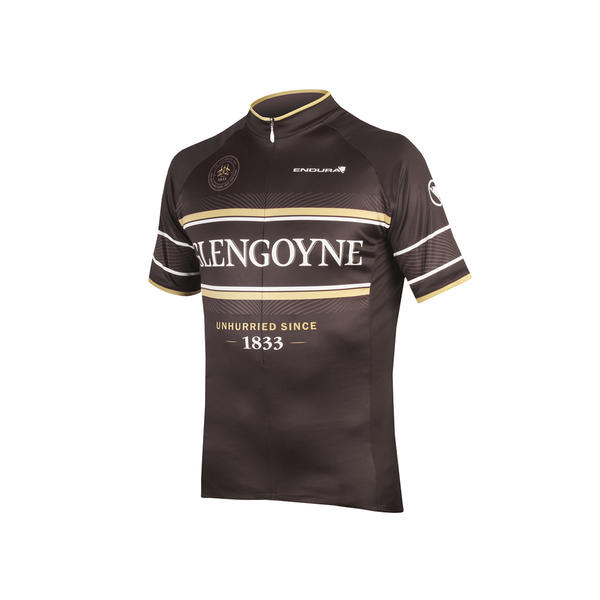 Endura Glengoyne Whisky Jersey Color: Multi