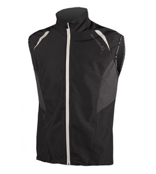 Endura Gridlock Gilet Color: Black