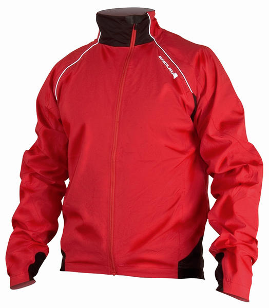 Endura Helium Jacket Color: Red