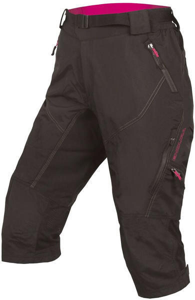 Endura Hummvee 3/4 II Knicker Color: Black