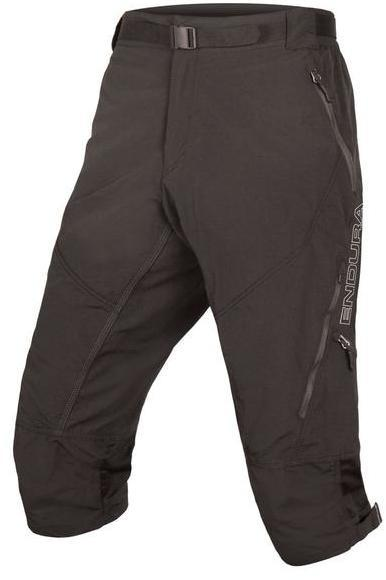 Endura Hummvee 3/4 Short II Color: Black