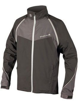 Endura Hummvee Convertible Jacket Color: Black