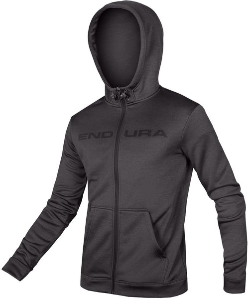 Endura Hummvee Hoodie Color: Anthracite
