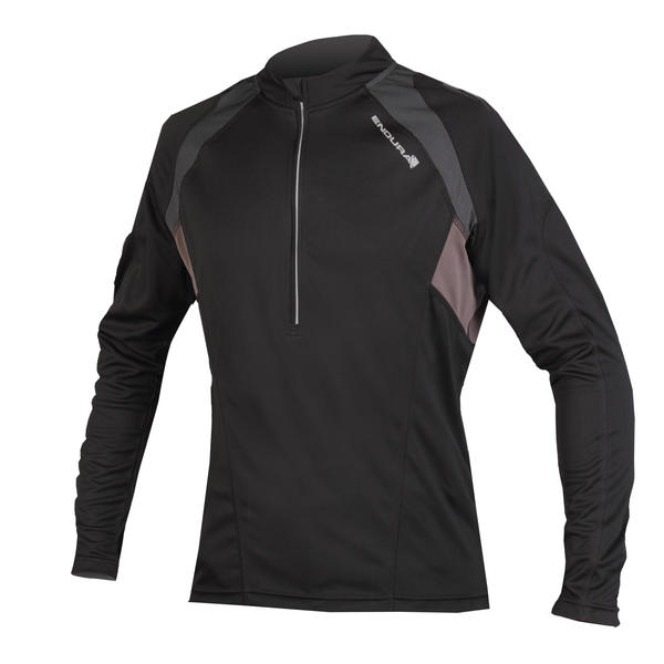 Endura Hummvee II Long Sleeve Jersey Color: Black