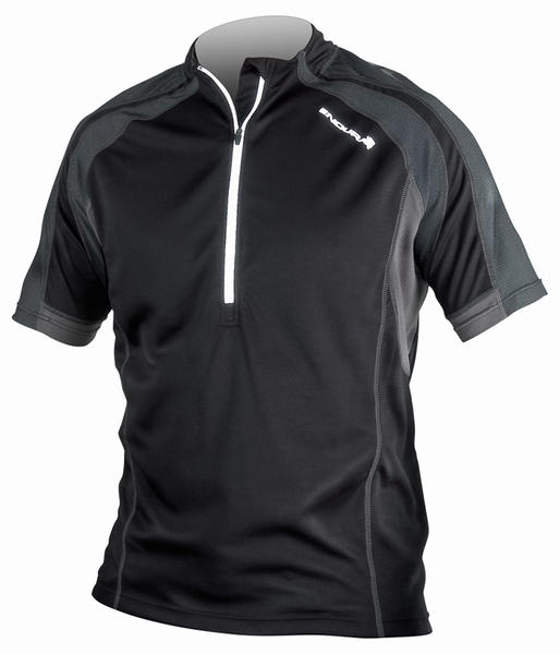 Endura Hummvee Short Sleeve Jersey Color: Black