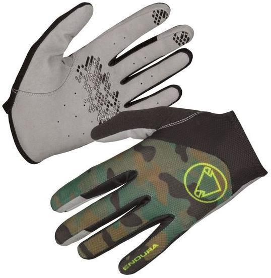 Endura Hummvee Lite Glove LTD Color: Camo