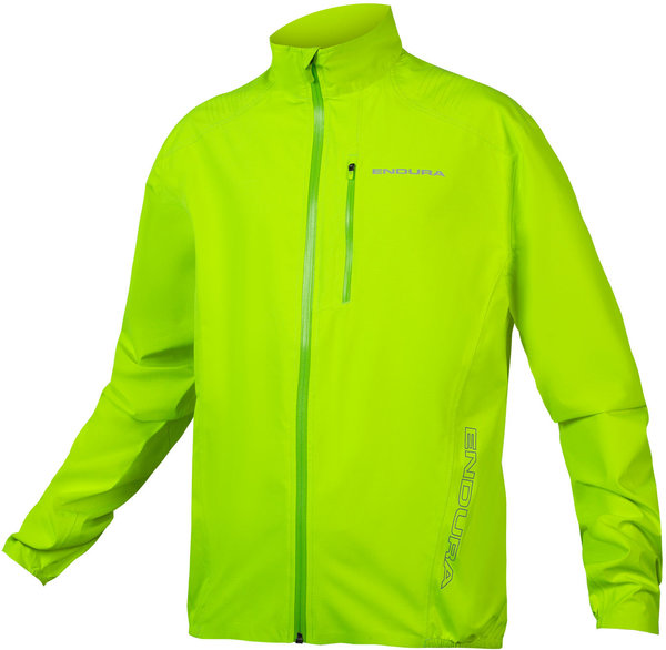 Endura Hummvee Lite Jacket Color: Hi-Viz Yellow