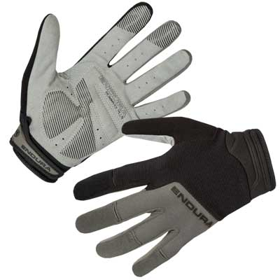 Endura Hummvee Plus Glove II Color: Black