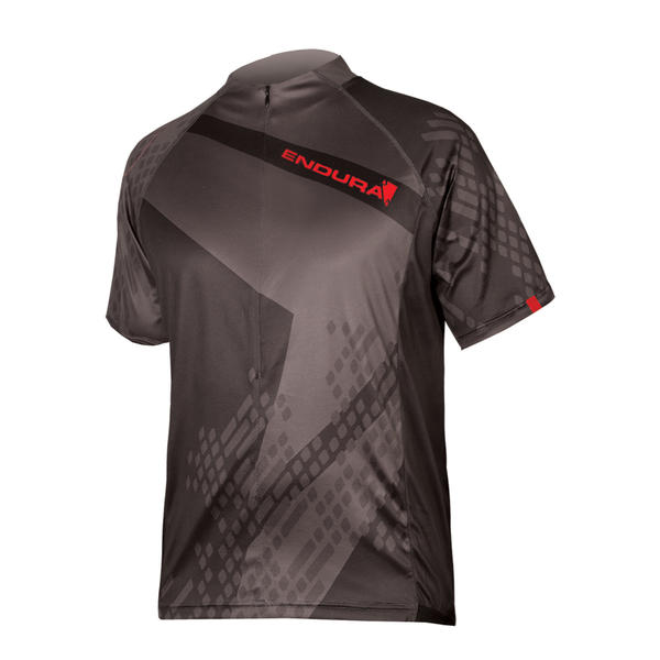 Endura Hummvee Ray II Jersey Color: Black