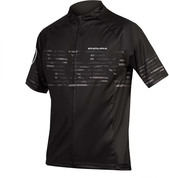 Endura Hummvee Ray SS Jersey II Color: Black