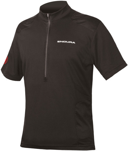 Endura Hummvee S/S Jersey Color: Black
