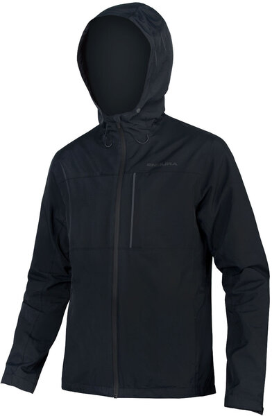 Endura Hummvee Waterproof Hooded Jacket Color: Black