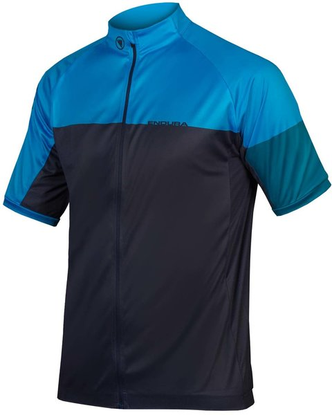 Endura Hyperon S/S Jersey II Color: Navy