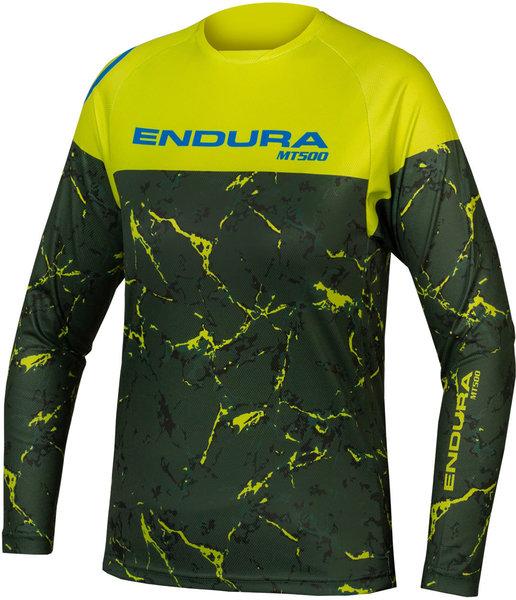 Endura Kids MT500JR L/S T LTD