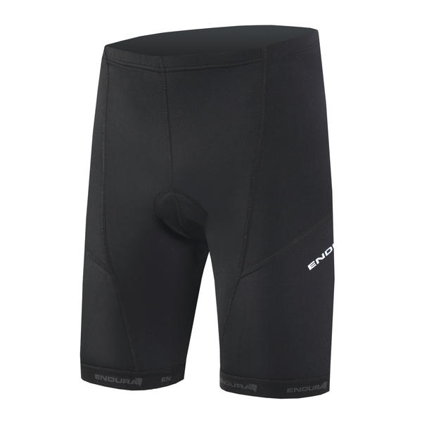 Endura Kids Xtract Gel Short Color: Black
