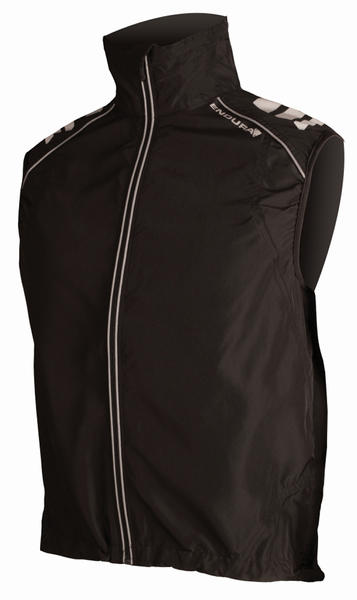 Endura Laser Gilet Color: Black