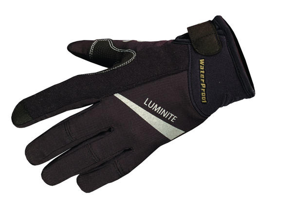 Endura Luminite Gloves Color: Black