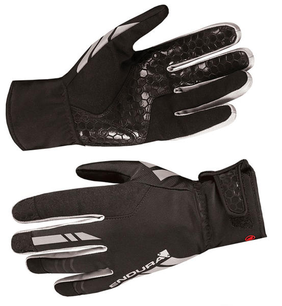 Endura Luminite Thermal Gloves Color: Black