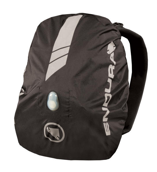 Endura Luminite Backpack Cover Color: Black