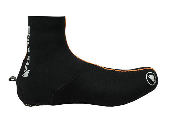 Endura Deluge Zipless Overshoes Color: Black