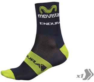 Endura Movistar Sock