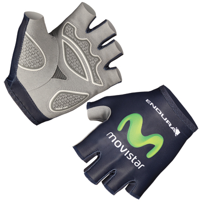 Endura Movistar Team Race Mitt 2016 Color: Team Print