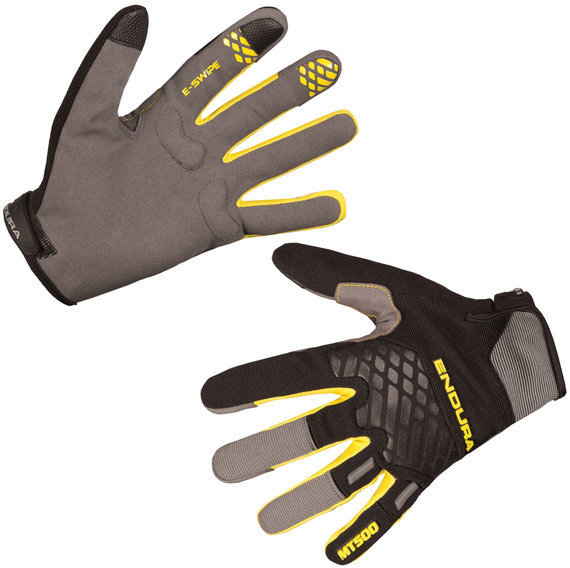Endura MT500 Glove II Color: Black