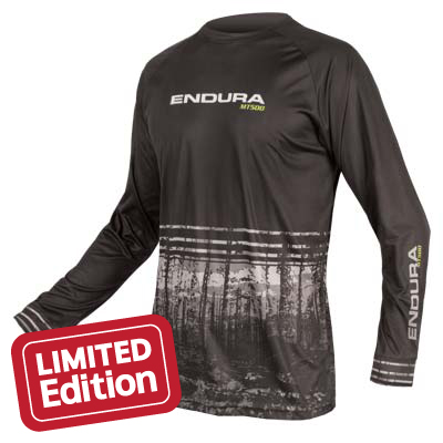 Endura MT500 L/S Print T II LTD