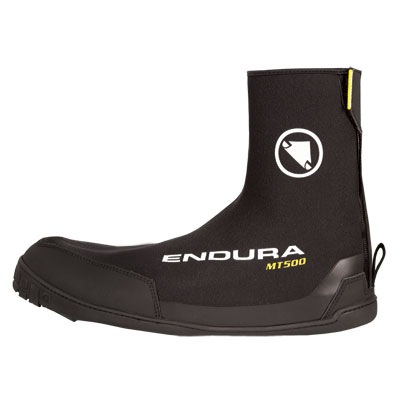 Endura MT500 Plus Overshoe Color: Black