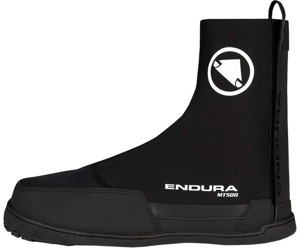 Endura MT500 Plus Overshoe II Color: Black