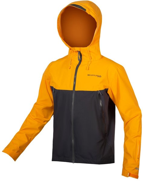 Endura MT500 Waterproof Jacket Color: Mango