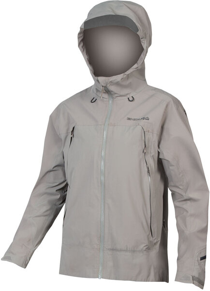 Endura MT500 Waterproof Jacket II Color: Fossil