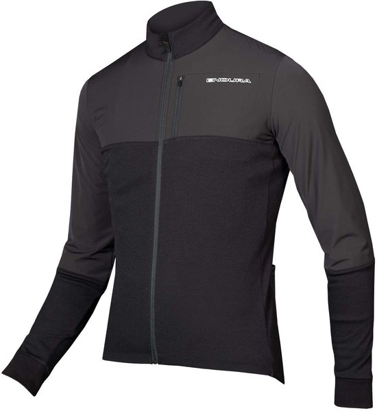 Endura MTR Adventure L/S Jersey Color: Anthracite