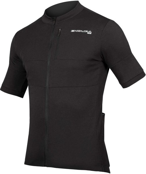Endura MTR Adventure S/S Jersey Color: Anthracite