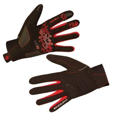 Endura MTR Glove II Color: Black