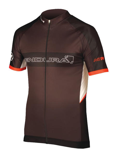 Endura MTR S/S Race Jersey Color: Black