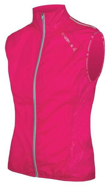 Endura Pakagilet II Color: Cerise