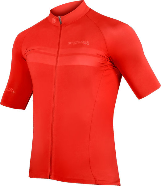 Endura Pro SL S/S Jersey II Color: Sunrise