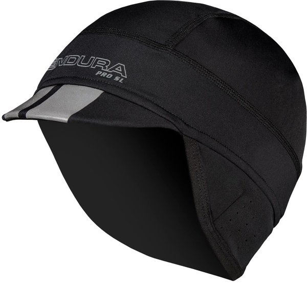 Endura Pro SL Winter Cap Color: Black