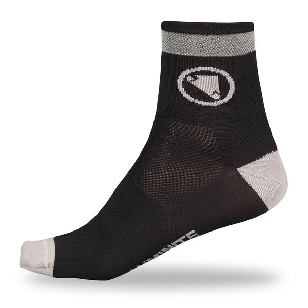 Endura Luminite Socks 2-Pack Color: Black