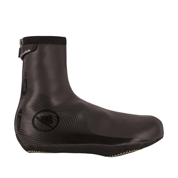 Endura Road II Overshoes Color: Black