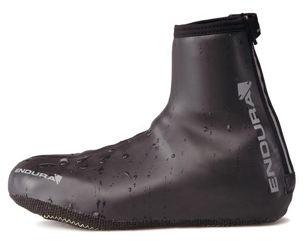 Endura Road Overshoes Color: Black