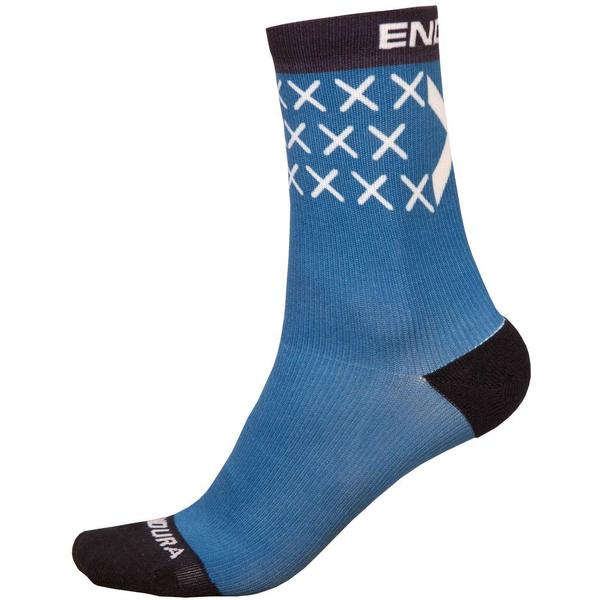 Endura Scotland Flag Sock