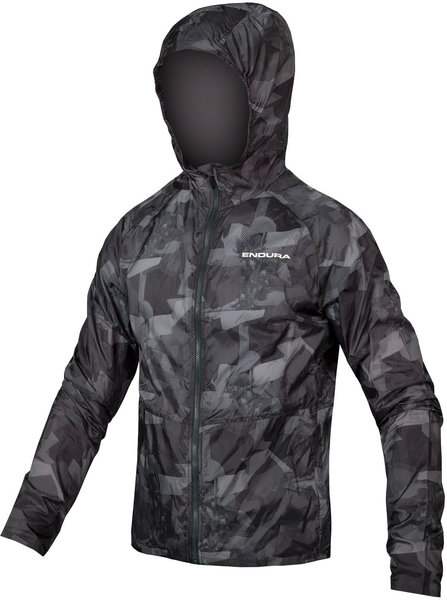 Endura SingleTrack DuraJak Color: Grey Camo