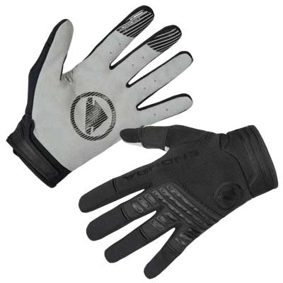 Endura SingleTrack Glove Color: Black