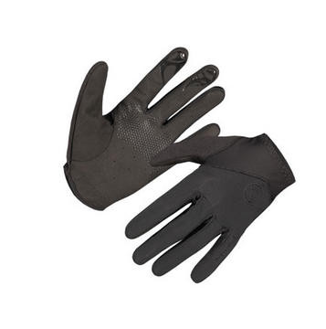 Endura Singletrack Lite Gloves Color: Black