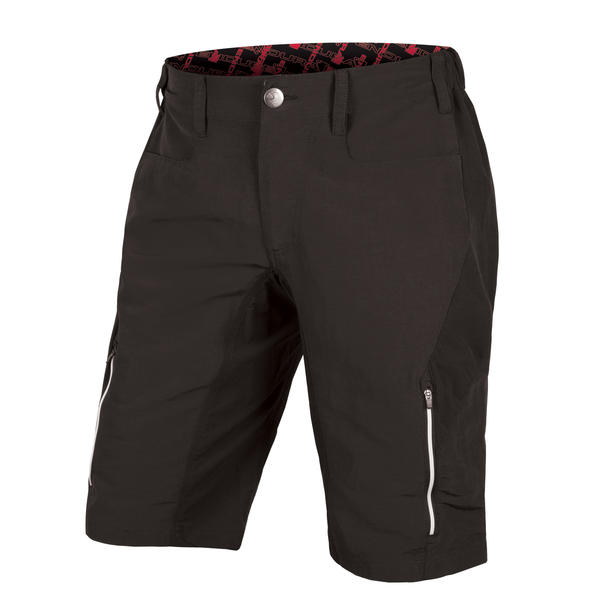 Endura Singletrack III Short Color: Black